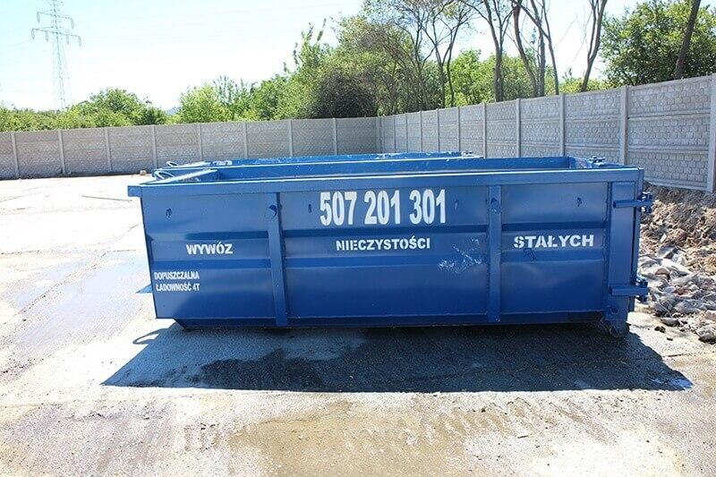 wywóz śmiec Halinów